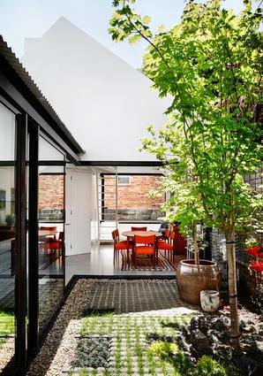 Alfred House by Austin Maynard Architects.