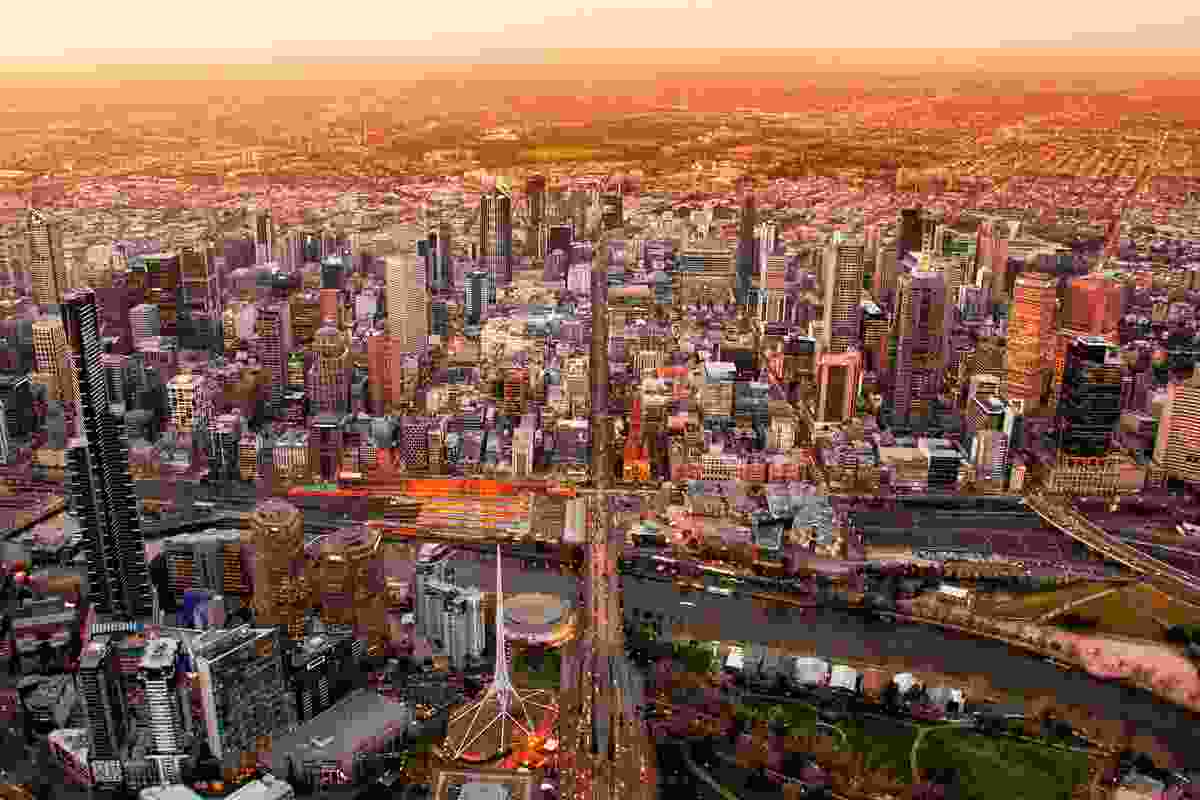 A huge proportion of Australia's forecast population growth will occur in cities, including Melbourne.