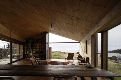 2012 Robin Boyd Award: Shearer's Quarters by John Wardle Architects.