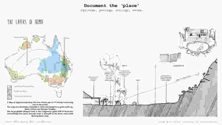 'Layers of Roma' by Bobbie Bayley and Owen Kelly, from 'The Grand Section'.
