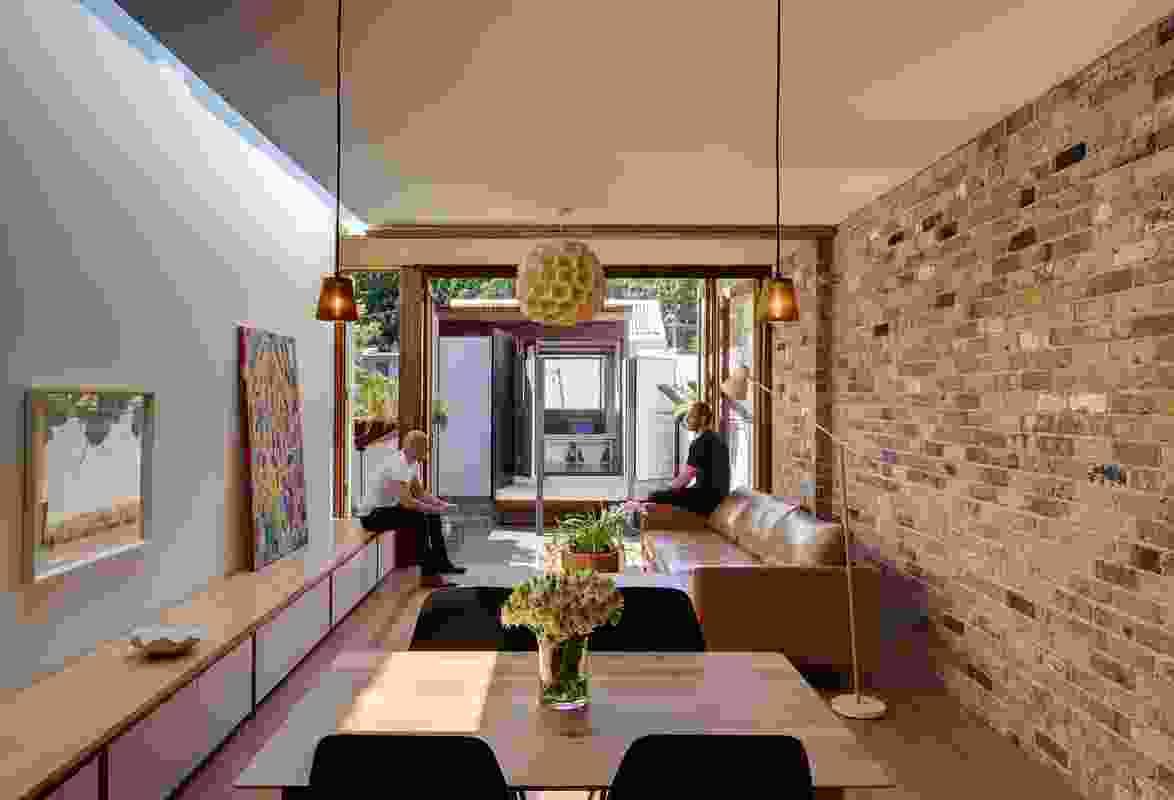 Waterloo Terrace by David Mitchell Architects.
