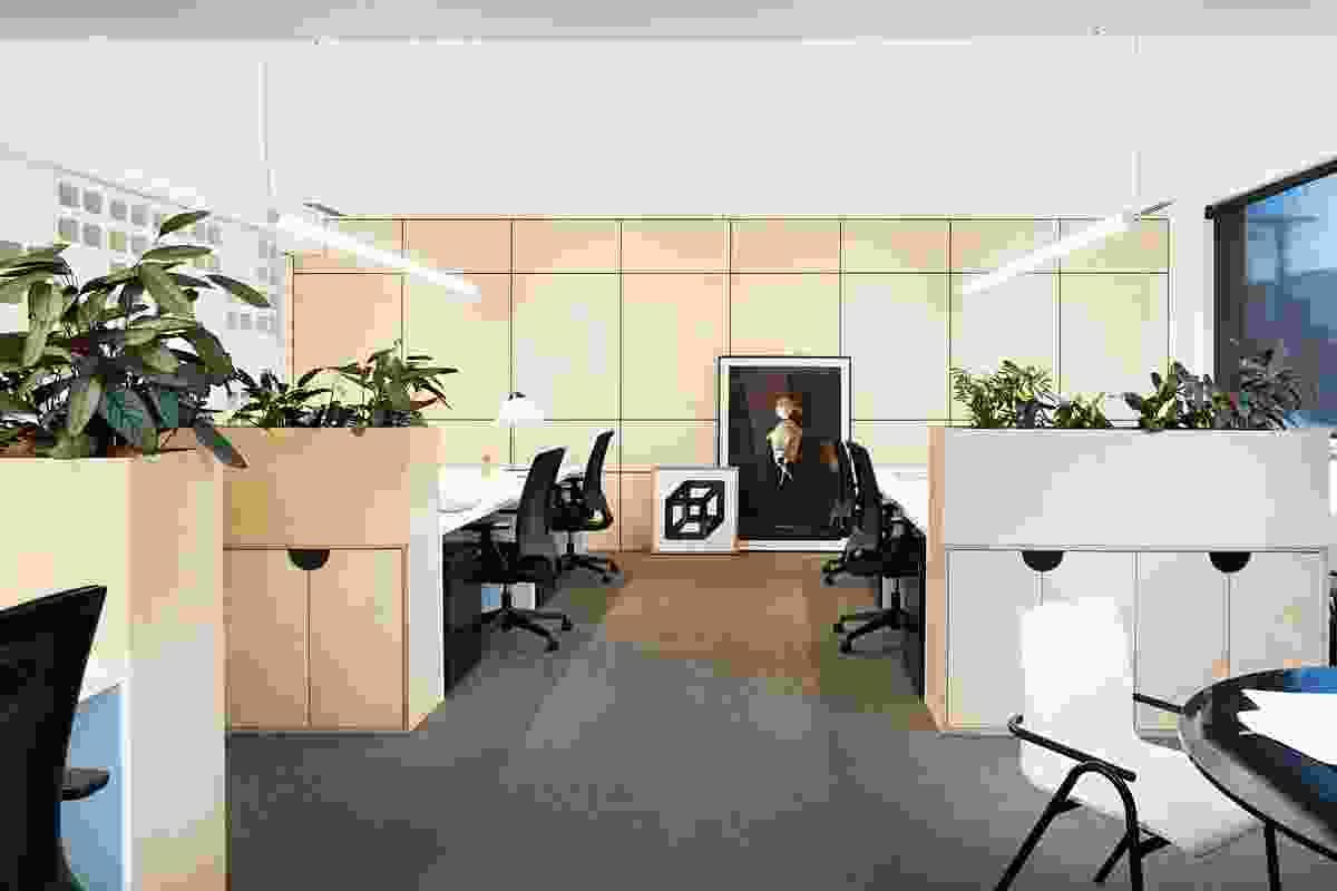 Make HQ by Tecture Architecture and Interior Design.