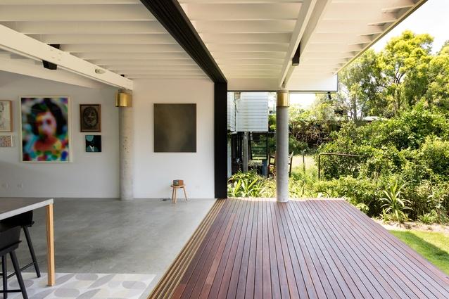 Undercroft_Attic House by Marc & Co. Architects + Baber Studio.