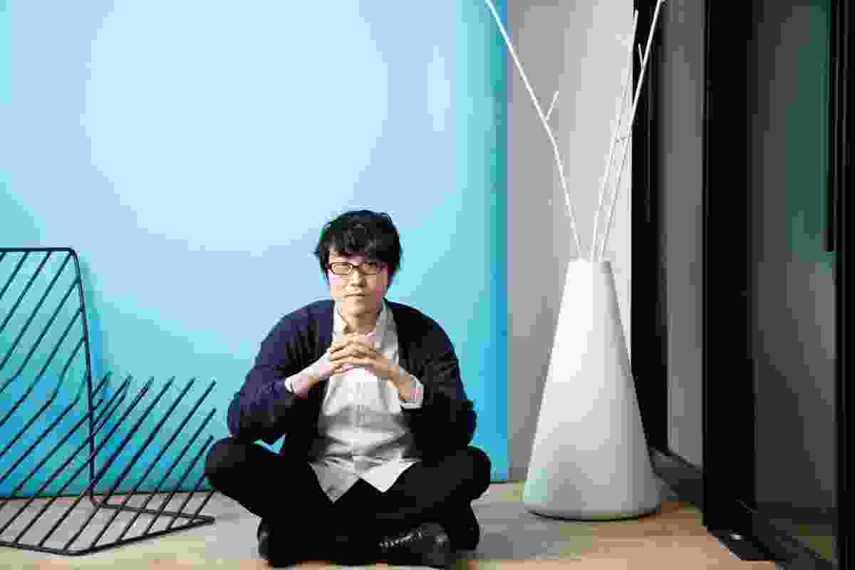 Nendo founder Oki Sato.