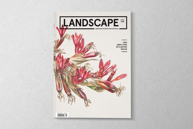 The May 2017 issue of <i>Landscape Architecture Australia</i>: New Directions in Planting Design.