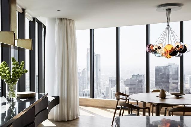 Freshwater Apartment by John Wardle Architects.