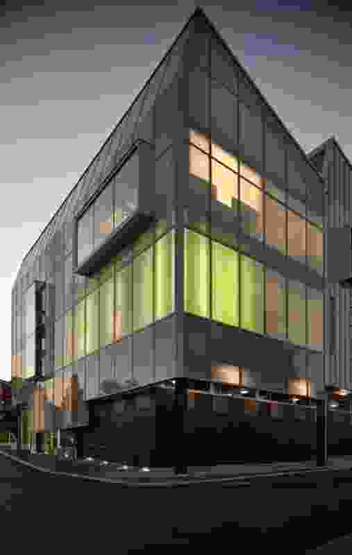 Public Architecture category finalist: Kathleen Kilgour Centre, Tauranga by Wingate + Farquhar.