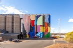 Make it grain: Art trail to draw tourists to WA's struggling Wheatbelt