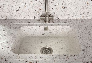 The Due sink, part of Cosentino's Integrity collection.