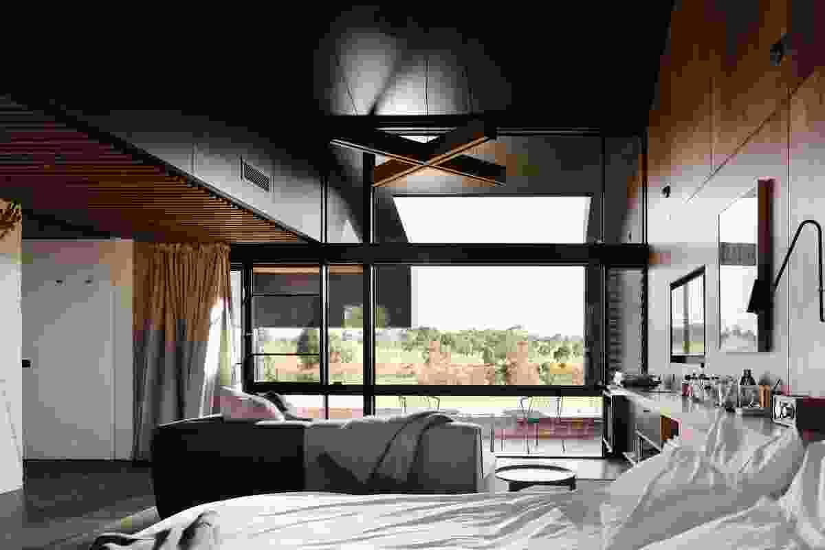 Brae Restaurant Accomodation by Six Degrees Architects.