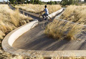 Wootten Road Reserve Interpretation Space – Glas Landscape Architects.