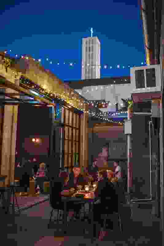 Hospitality & Retail winner: Monica Loves by C Nott Architects.