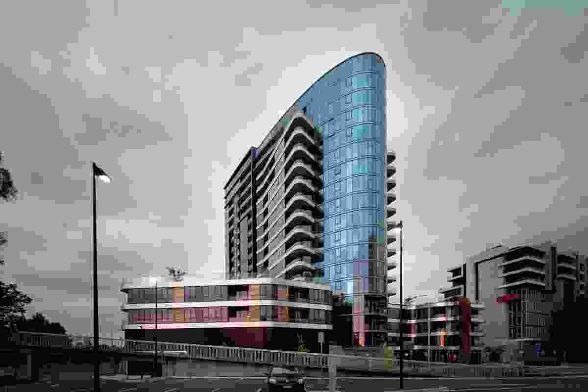 NewActon South by Fender Katsalidis Architects.