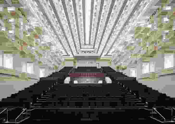 RMIT Capitol Theatre by Six Degrees Architects.