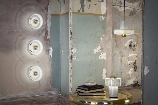 Stone Lights from Tom Dixon