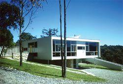 Rose Seidler House, part of Harry Seidler's Rose Seidler House Group. Photograph Marcel Seidler,