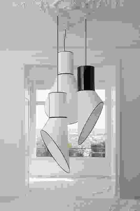 Cargo lamp by DesignHeure.