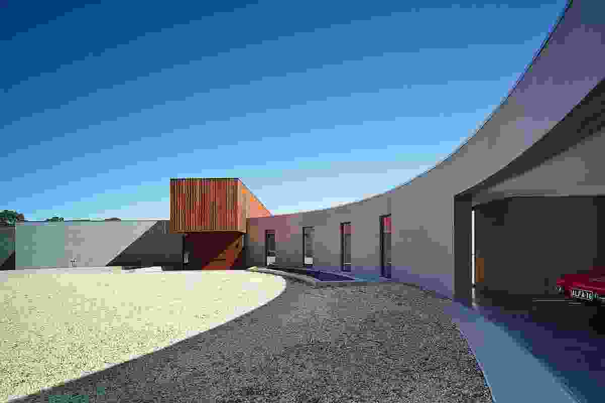 Piermont by Rachcoff Vella Architecture.