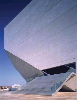 The Casa da Música in Porto.