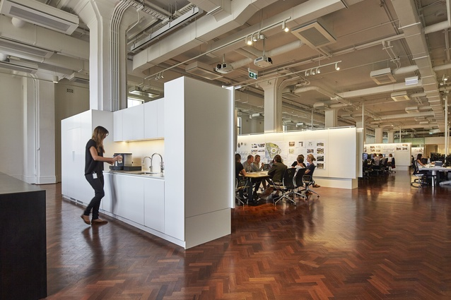 Hassell Studio by Hassell.