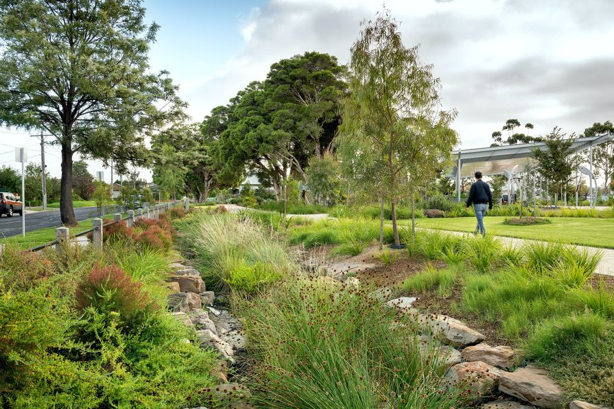 Sunvale Community Park by Brimbank City Council