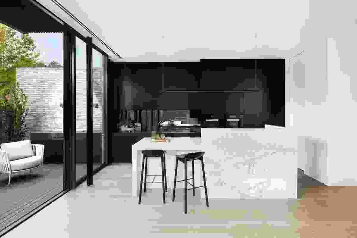 Caroline House by Cera Stribley Architects.