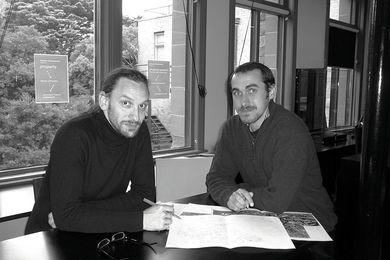Jefa Greenaway and Rueben Berg established Indigenous Architecture Victoria in 2010.