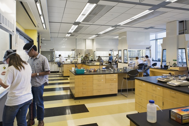 Collaborative active learning in Organic Chemistry Laboratory: Dickinson College, Carlisle, Pennsylvania.