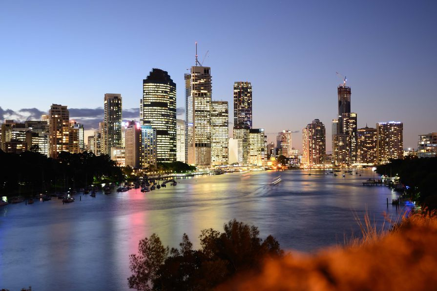 Brisbane, Queensland. The Planning Institute of Australia has suggested 10 planning recommendations for the federal government's consideration.