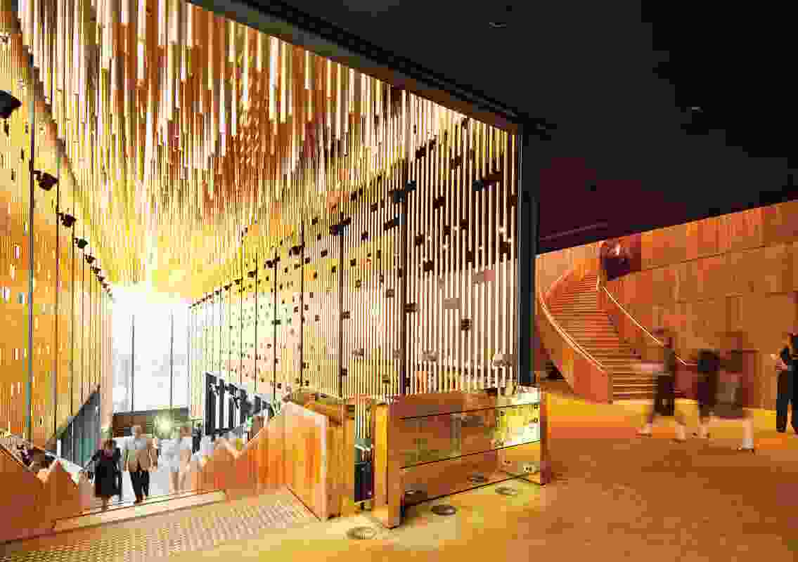 Public Design – State Theatre Centre of Western Australia by Kerry Hill Architects.