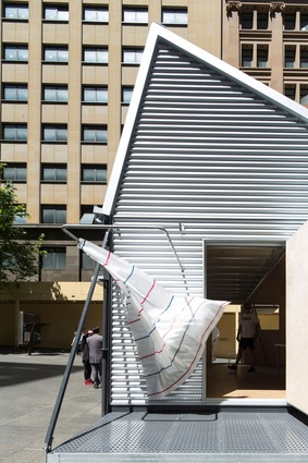 Grid by Carter Williamson for Sydney Architecture Festival 2012.