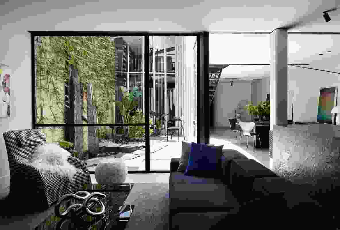 Hargreaves Residence by Fiona Lynch.