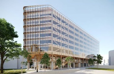 Tzannes adds to series of engineered timber buildings with design for UNSW