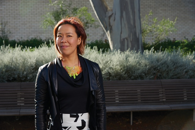 Jocelyn Chiew, Monash University's Manager of Campus Design, Quality and Planning