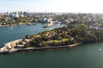 Ballast Point Park by McGregor Coxall with CHROFI.