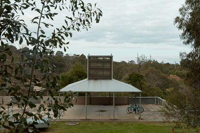 Carter Couch设计的Riverside Pavilion。