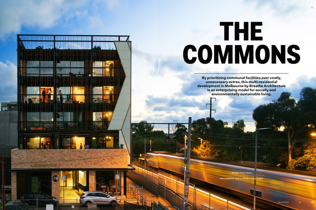 The Commons by Breathe Architecture.