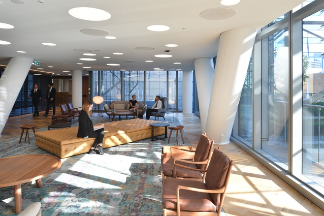 Ashurst, Sydney by Hassell.