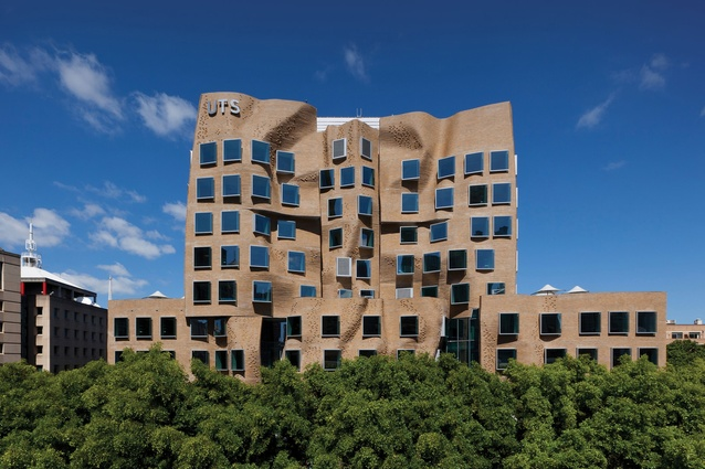 Dr Chau Chak Wing Buildingby Gehry Partners (design architect) with DJRD (executive architect).