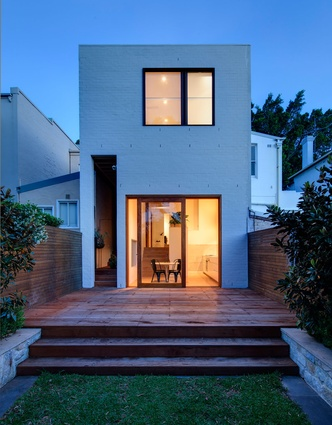 Brisbane Street House by Alexander &CO.