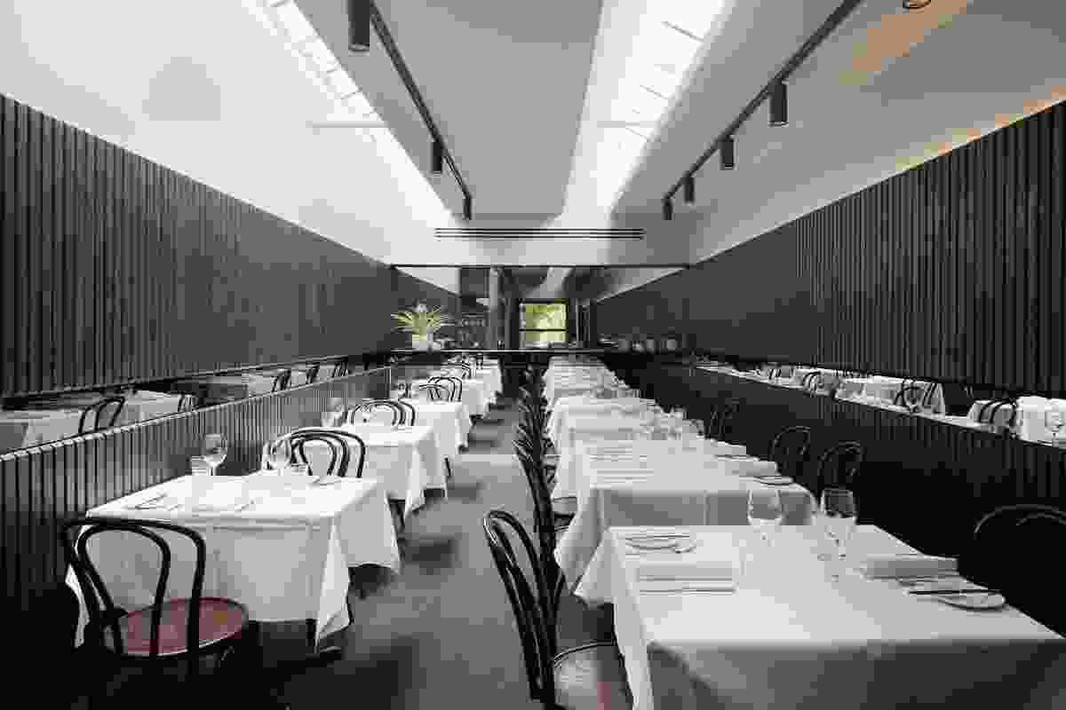 Bacash Restaurant by Molecule.