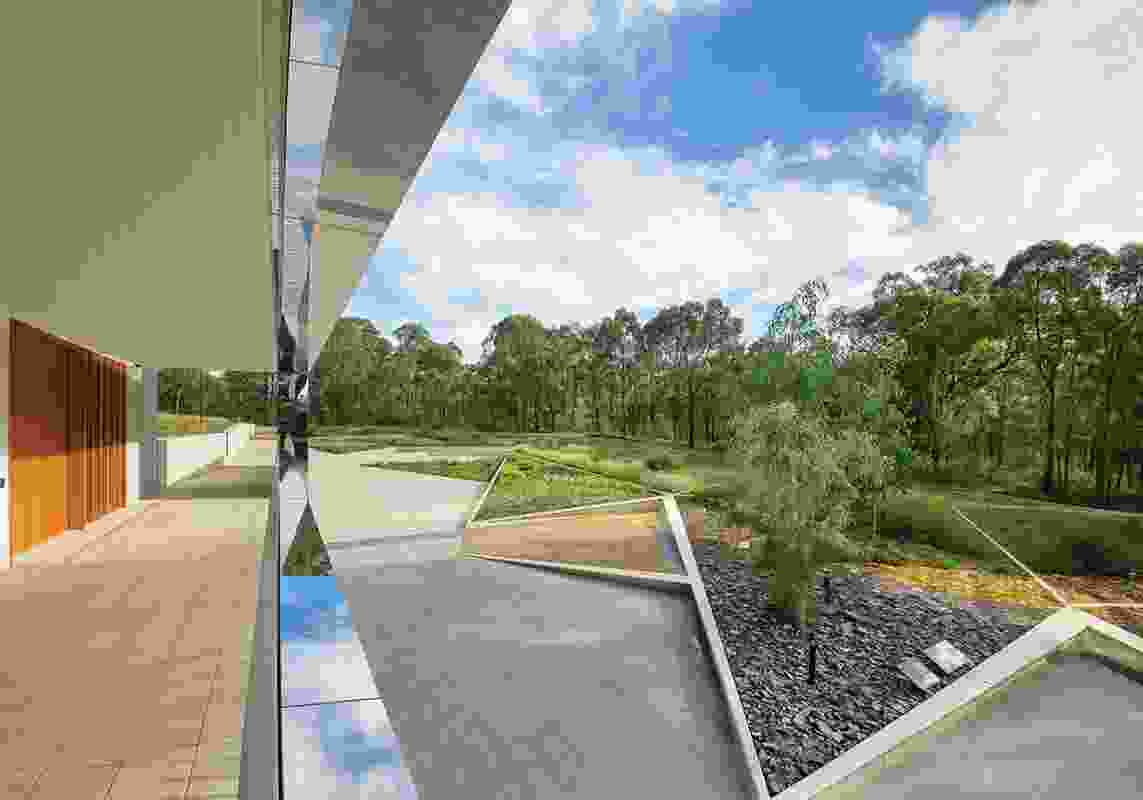 Plant Bank by 360 Degrees Landscape Architects.