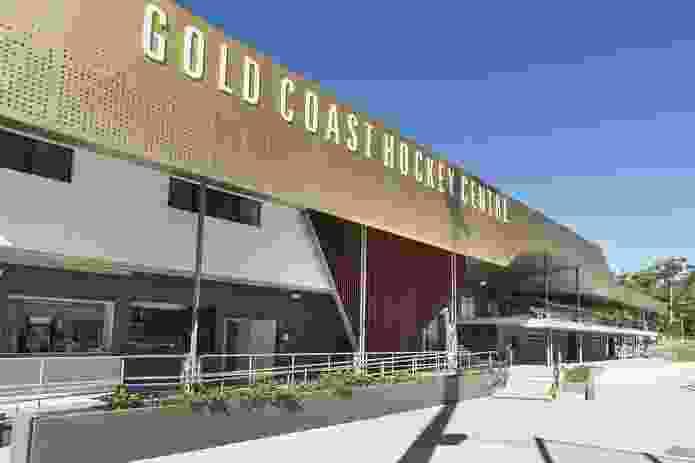 Gold Coast Hockey Centre by Mode.