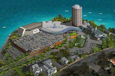 Wrest Point Hotel Casino refurbishment by Buchan Group.