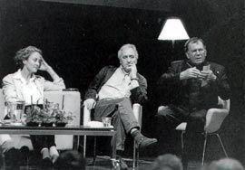Elizabeth Farrelly, Charles Landry and Jan Gehl.