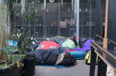 Architecture students and teachers to sleep rough for Brisbane's homeless