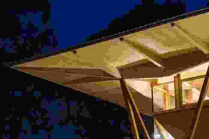 The Macquarie University Incubator by Architectus.