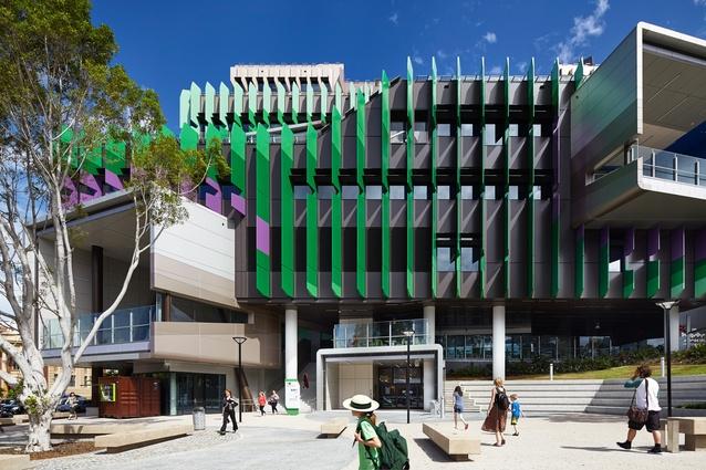 The Lady Cilento Childrenu0027s Hospital In Brisbane Designed By Conrad Gargett  Lyons.