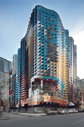 Swanston Academic Building by Lyons.