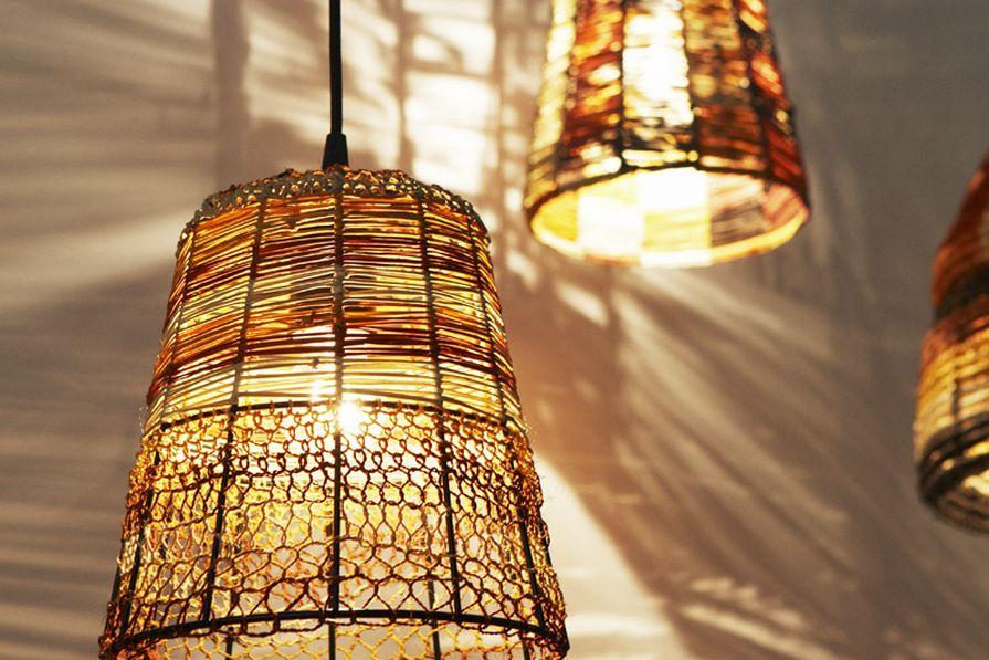 Yuta Badayala Light 03, 2009, by Roslyn Malngumba.